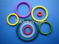 silicon rubber o rings
