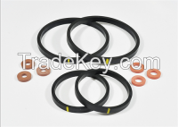Customized o ring nbr rubber seal rectangle ring o ring