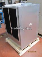 Water To Air Packaged Vertical Type Water Source Heat Pump