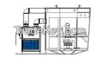 PACKAGED DUCTED TYPE CRANE CAB AIR CONDTIONER UNIT