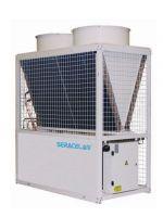 Modular type air cooled heat pump unit