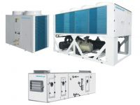 Direct Expansion Type Air Conditioner