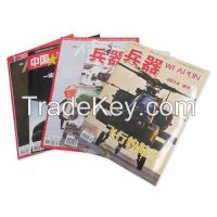 Top Quality Custom Magazine Printing Service