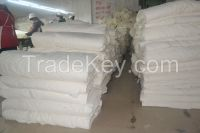 China manufacture cotton blended grey cloth