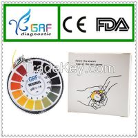 GRF high quality ph test strip