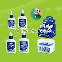 Stationery non-toxic and acid free white glue