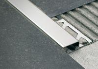 Aluminium trims profiles