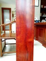 Wood Coating Aluminum Windows and Doors Material Manufacture in China