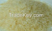 parboiled rice, ground grain rice, white rice 100% broken