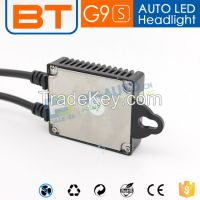 Wholesale LED Car/Motorcycle Fanless Headlight with Canbus and Fast Start Function Auto Light