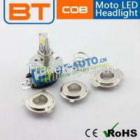 Wholesale Price Motorcycle LED Headlight H4 H7 Lo/Hi Beams for Sales