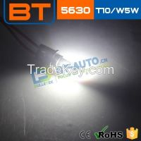 Car and Motor Signal/Tail Light T10 SMD 5630 RGB LED Chip