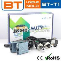 China Manufacturer HID Car Headlight Xenon Conversion Kits HID Ballast H4 H7 H11 H13 9004 9005 Lamp Lights