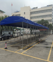many kinds of tents / sunshades made in China