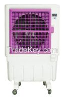 Colorful  household industrial portable evaporative air cooler