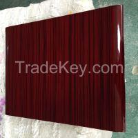 2015 new style supplier wooden kitchen cabinet door