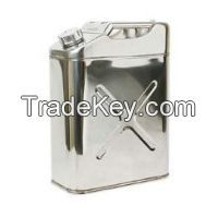 Stainless Steel Jerry Can HF2010-20