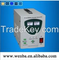 Single Phase Relay Type AVR, SVR 1500va voltage regulator