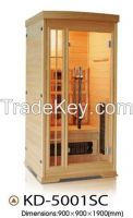 1 people ceramic far infrared sauna