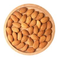 Hot selling fresh almond nut raw material nutritious organic almond nut baked goods