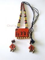 Handmade Terracotta Jewellery