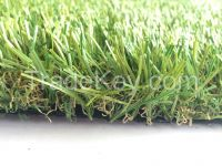 Diamond Shape 30mm Artificial Grass for Landscaping