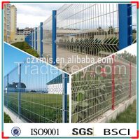 Galvanized steel fence panels for sale