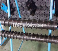 ISO conveyor rollers/return rollers/impact rollers for conveyor
