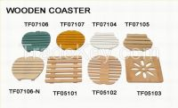 BAMBOO AND WOODEN COASTER