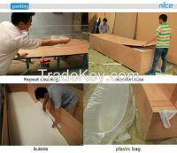 new design Transparent polycarbonate kayak canoe