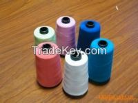 100% ring spun polyester sewing thread 40s/2