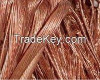 Copper Wire Scrap 99.9%  ~S