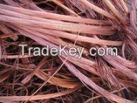 Hot Sale Copper Wire Scrap 99.9%  ~S