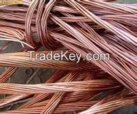 Clean Copper Wire Scrap 99.9%    By Sunny