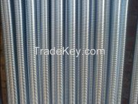 Din 975 Threaded Rod, Blue Galvanized
