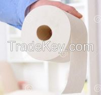 Virgin Wood Pulp Parent Jumbo Roll Mother Rolls Raw Material for Making Toilet Paper