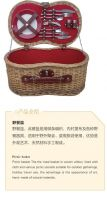 wicker basket , wicker and rattan funiture