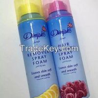 Hungary Dimples Hair Remover Spray Foam 200ml Hungarian Dimples