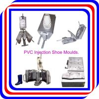 PVC SHOE MOULDS