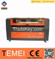Temei Acrylic Leather Fabric PVC laser cutting machine