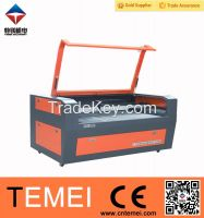 Laser cutting machine for leather fabric acrylic cloth shoes