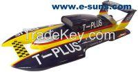 Gas Powered Large Boats Hydro Formula 1300GP260(Blue)-RTR(Pistol Transmitter)