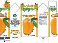 Teasty Mango Juice