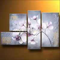 High quality Wall sticker oil painting wallpaper landscape  painting