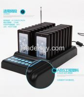 Wireless Pager Waiter Calling System