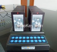 Restaurant Coaster Pagers / Guest Table Wireless Waiting Paging System