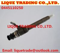 B OSCH Original and Brand New Common Rail Injector 0445110250 for MAZDA WLAA-13-H50