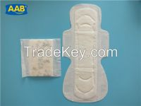 ultra thin sanitary napkin with super absorbent