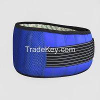 tourmaline health magnetic waist support belt
