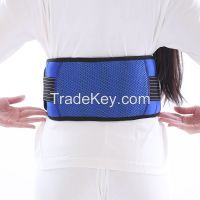 Sport protecting infrared back support